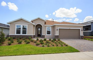 Trilogy Orlando Quick Move In Home Excite Exterior