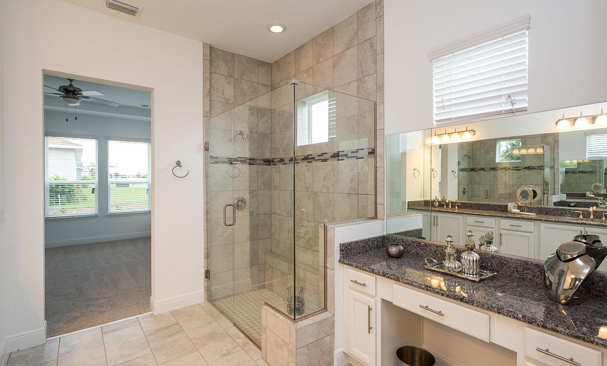 Homesite 80 Master Bath