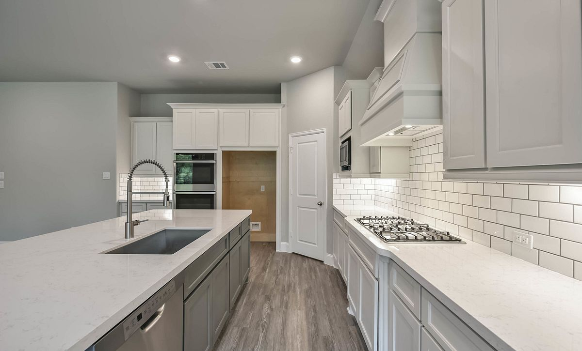 Plan 5019 Kitchen