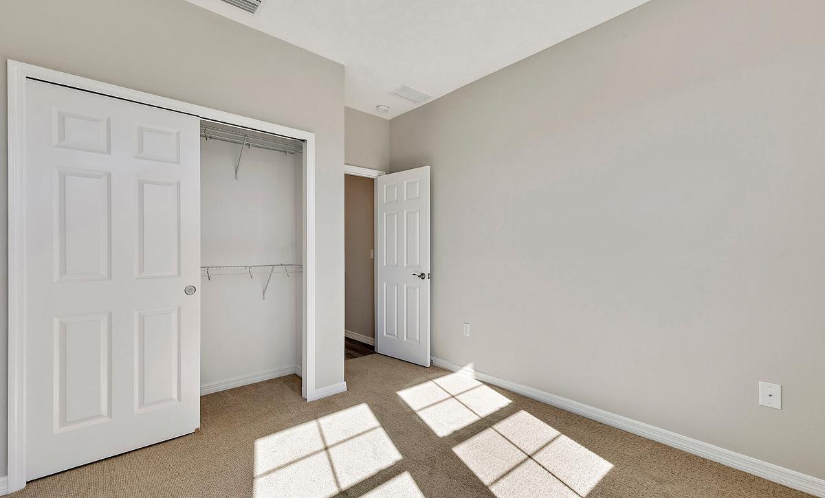 Trilogy Orlando Capri Plan Quick Move In Guest Bed