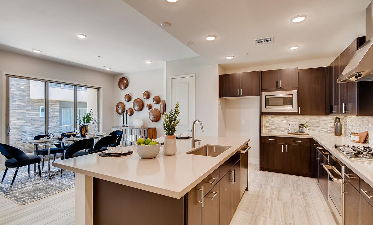 Trilogy Summerlin Inspire Kitchen