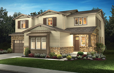 Exterior A: Traditional Craftsman