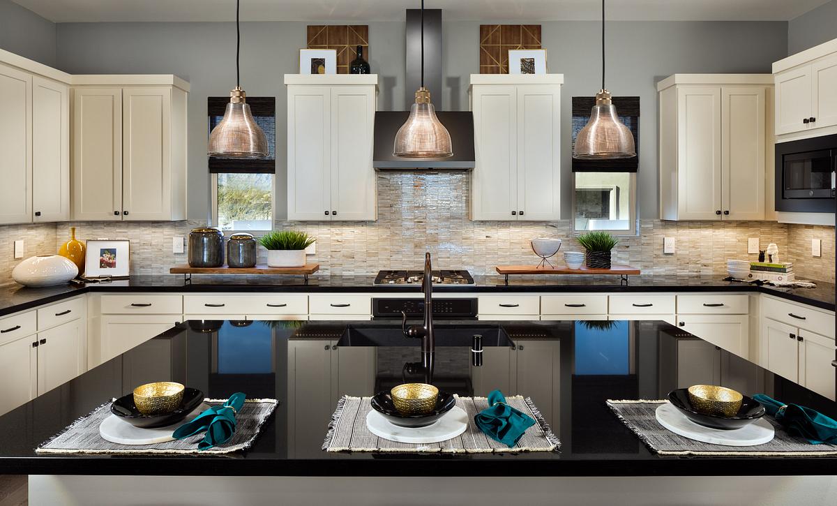Trilogy Summerlin Splendor Kitchen