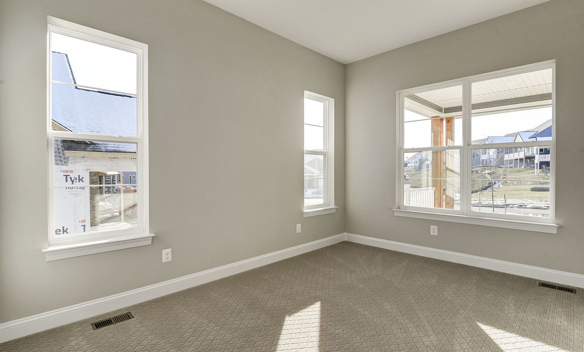 Trilogy at Lake Frederick Hensely Plan Quick Move In Guest Bed