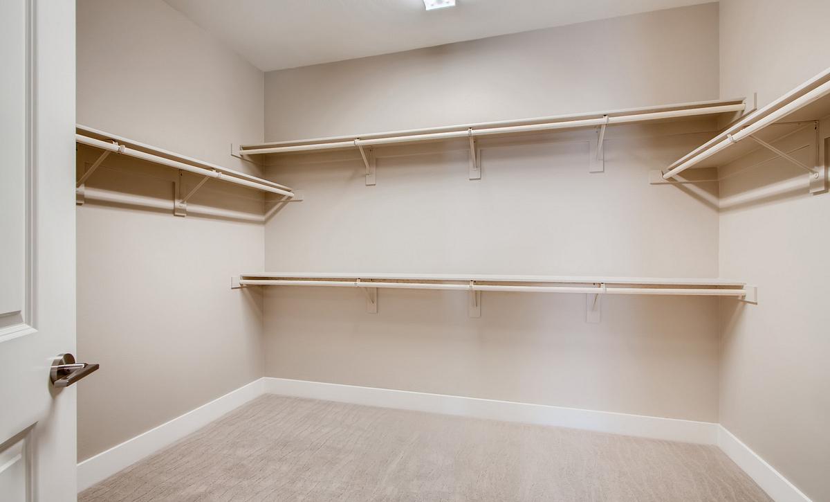 Trilogy Summerlin Retreat Closet