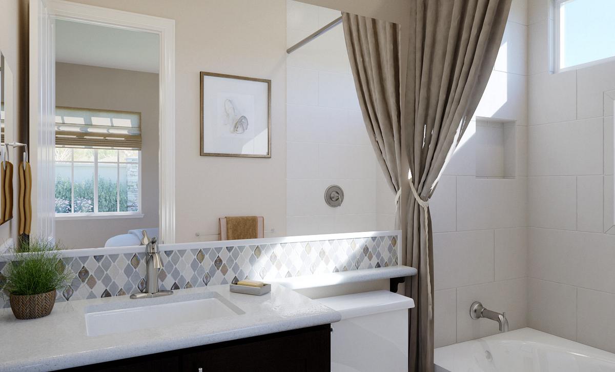 Trilogy Rio Vista Verano Guest Bathroom