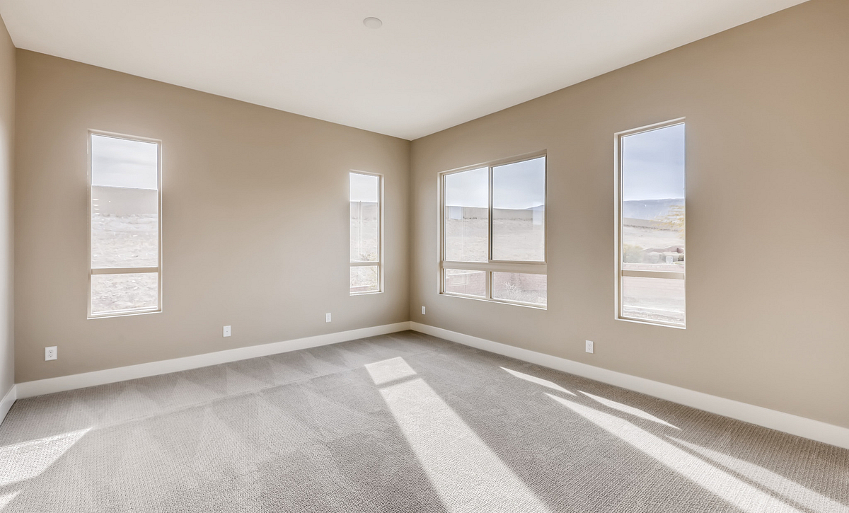 Trilogy Summerlin Viewpoint Master Bedroom