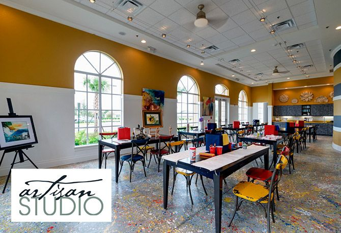 Trilogy Orlando Art Studio
