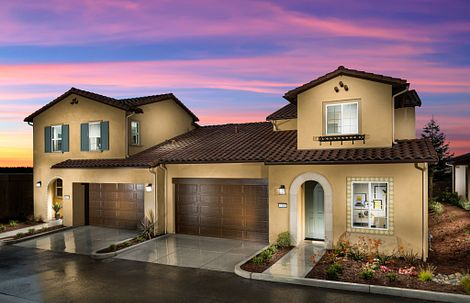 Monarch Ridge Townhomes at Trilogy Monarch Dunes in Nipomo, CA