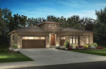 Whispering Pines Woodlands Coulter Pine Exterior B