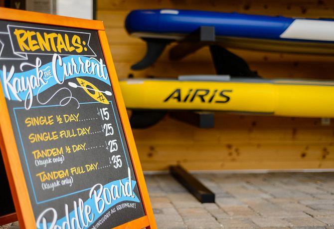 Outfitter Kayak Rentals