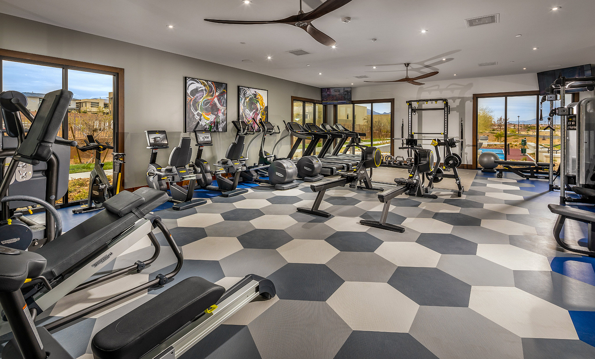 Trilogy Summerlin Afturburn Fitness