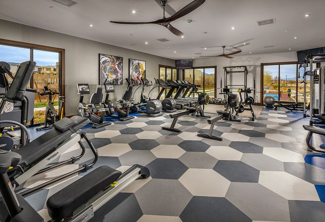 Trilogy Summerlin Outlook Club Afturburn Fitness