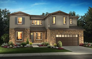 Whispering Pines Woodlands Bristlecone Model Exterior