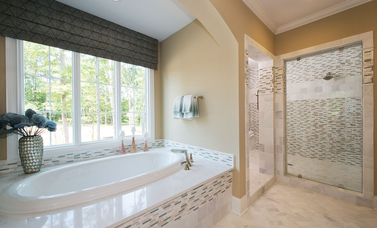 Providence Plan Owner's Spa Bath  (example image)