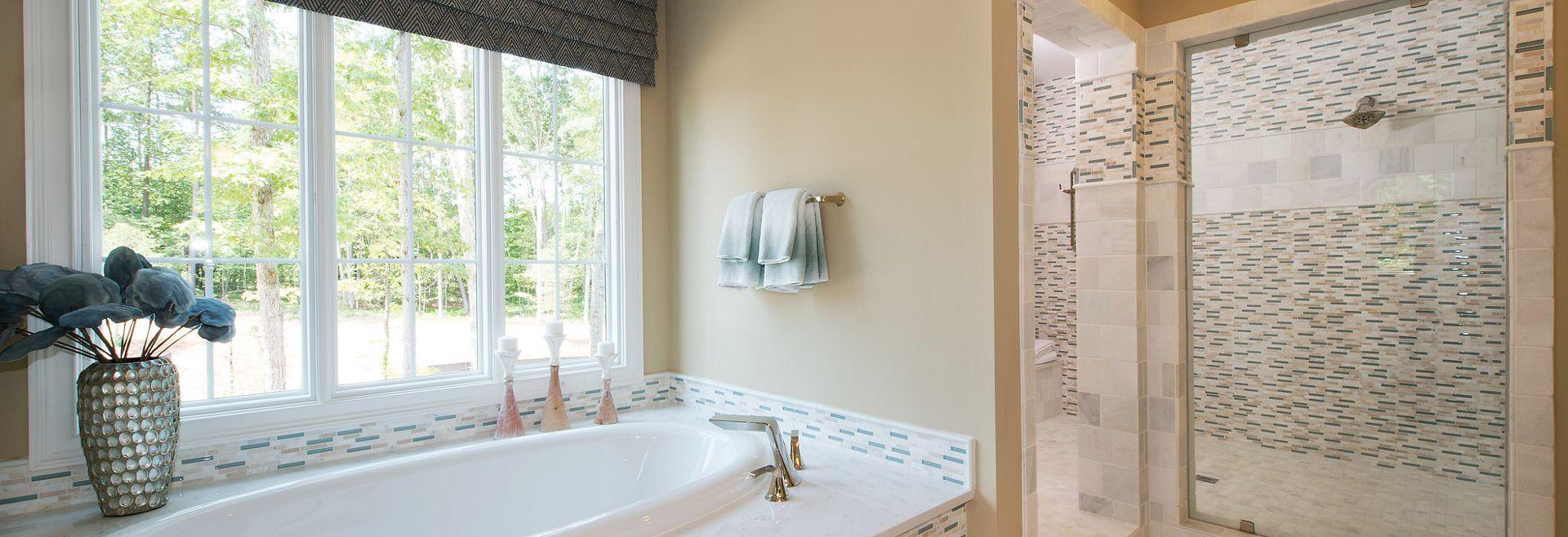 Providence Plan Owner's Bath