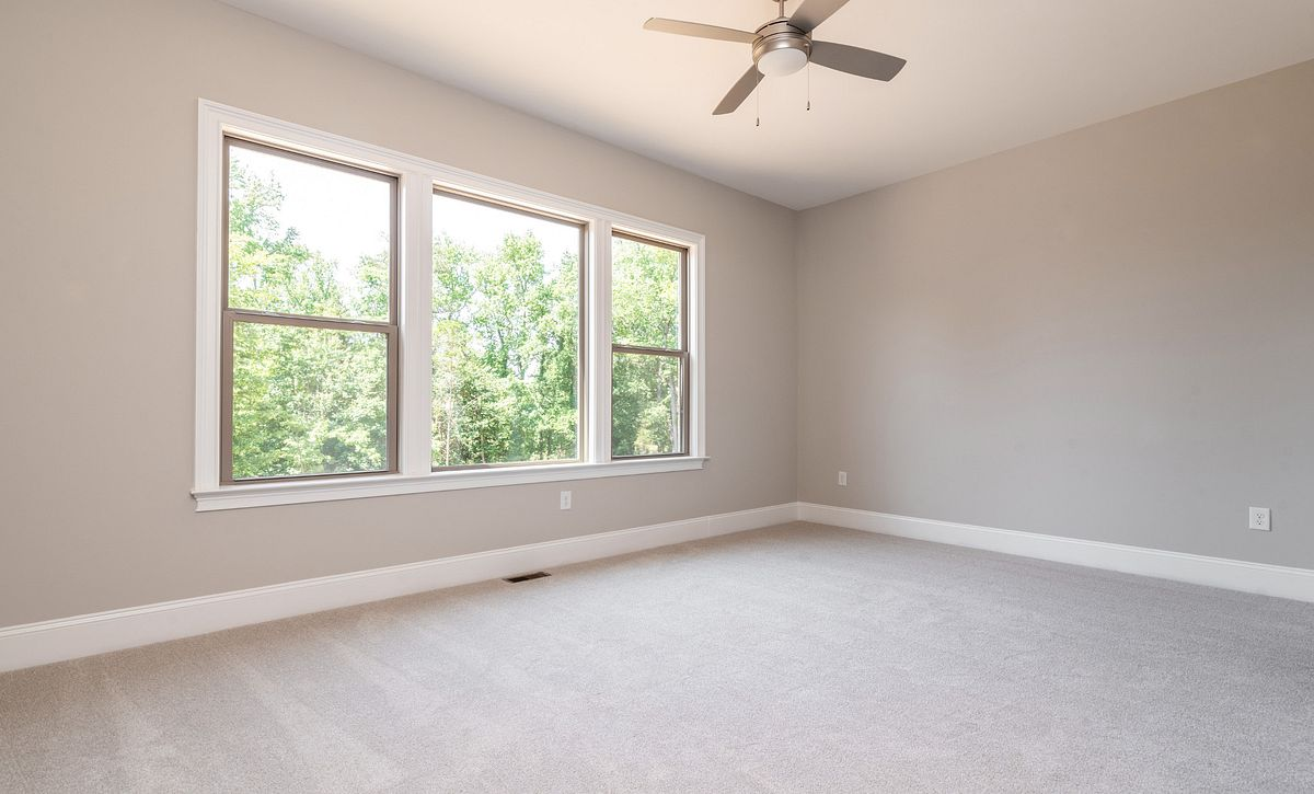 Magnolia plan First-floor Guest Suite