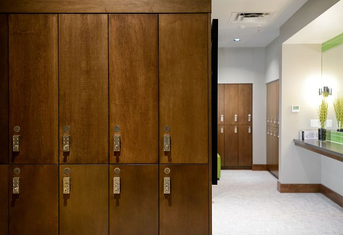 Mita Club Lockers