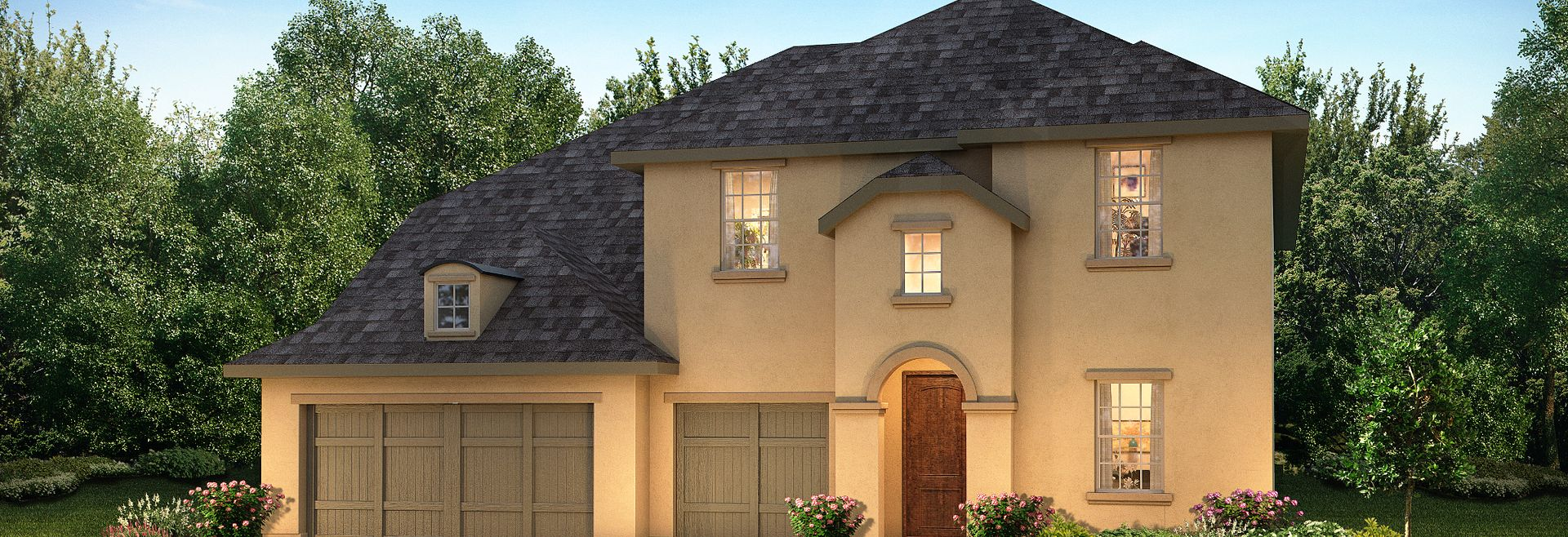 Plan 5069 French Exterior