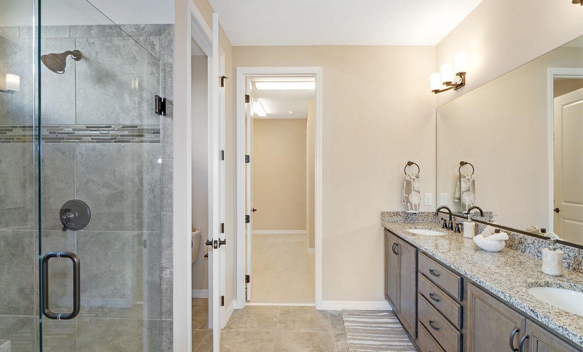 Trilogy at Ocala Preserve Quick Move In Refresh Plan Master Bath