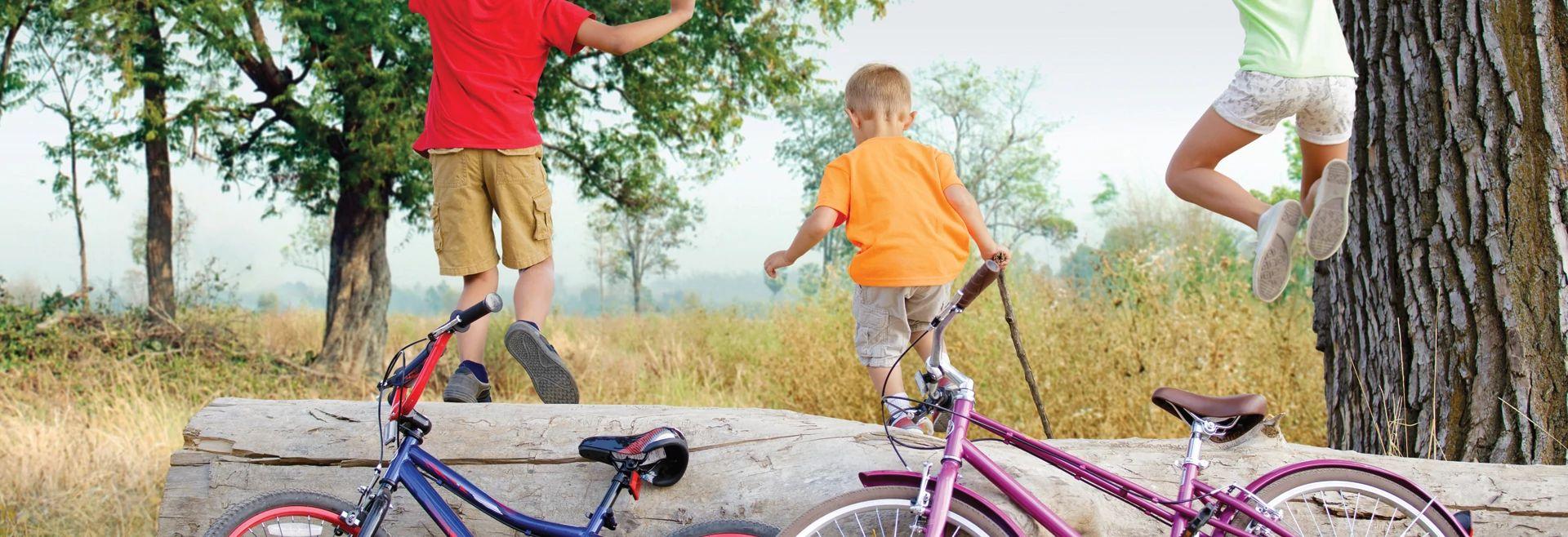 Solstice Lifestyle Summer Kids Bikes