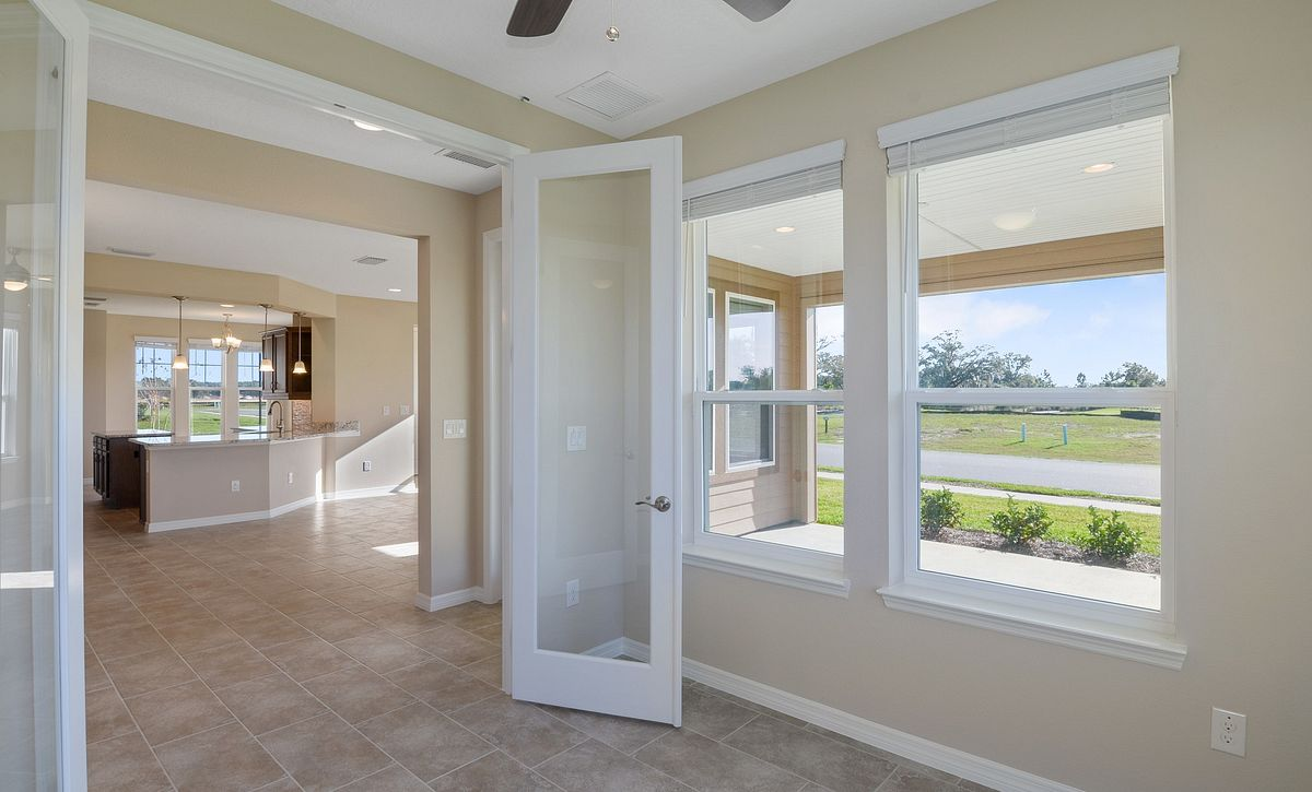 Trilogy at Ocala Preserve Quick Move In Monaco Plan Den
