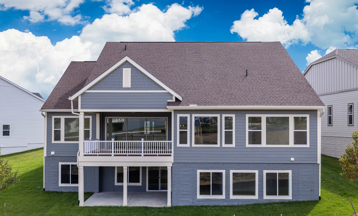 Trilogy at Lake Frederick Hensely Quick Move In  Rear Exterior