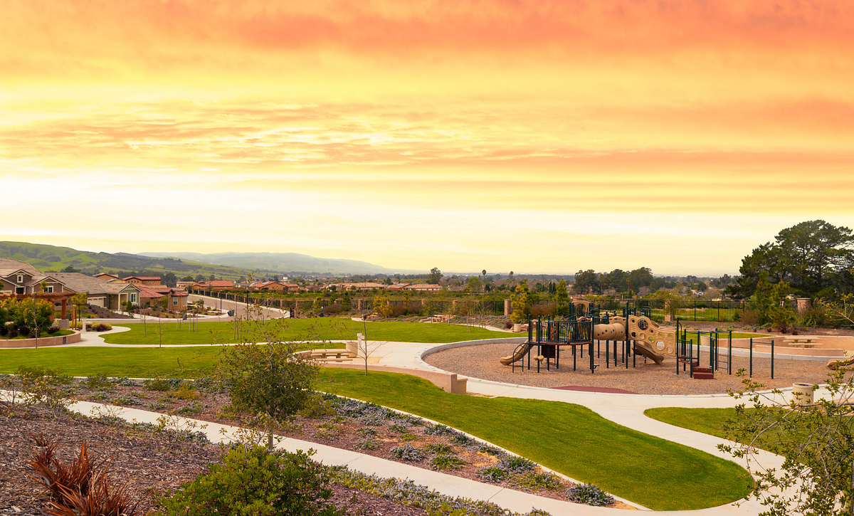 Shea Homes Rice Ranch Playground