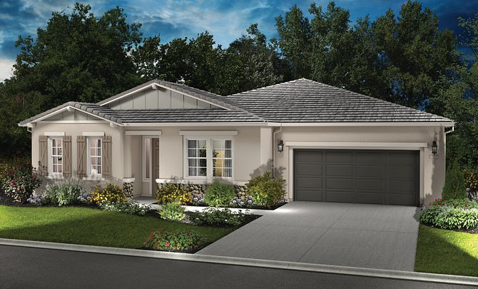 Trilogy Rio Vista Vensa Elevation C
