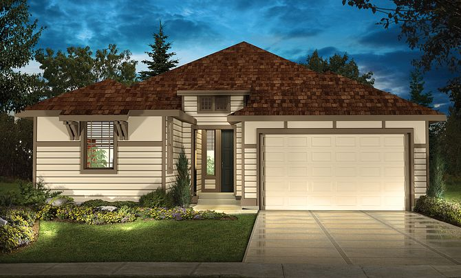 Trilogy Tehaleh Whidbey Elevation Exterior