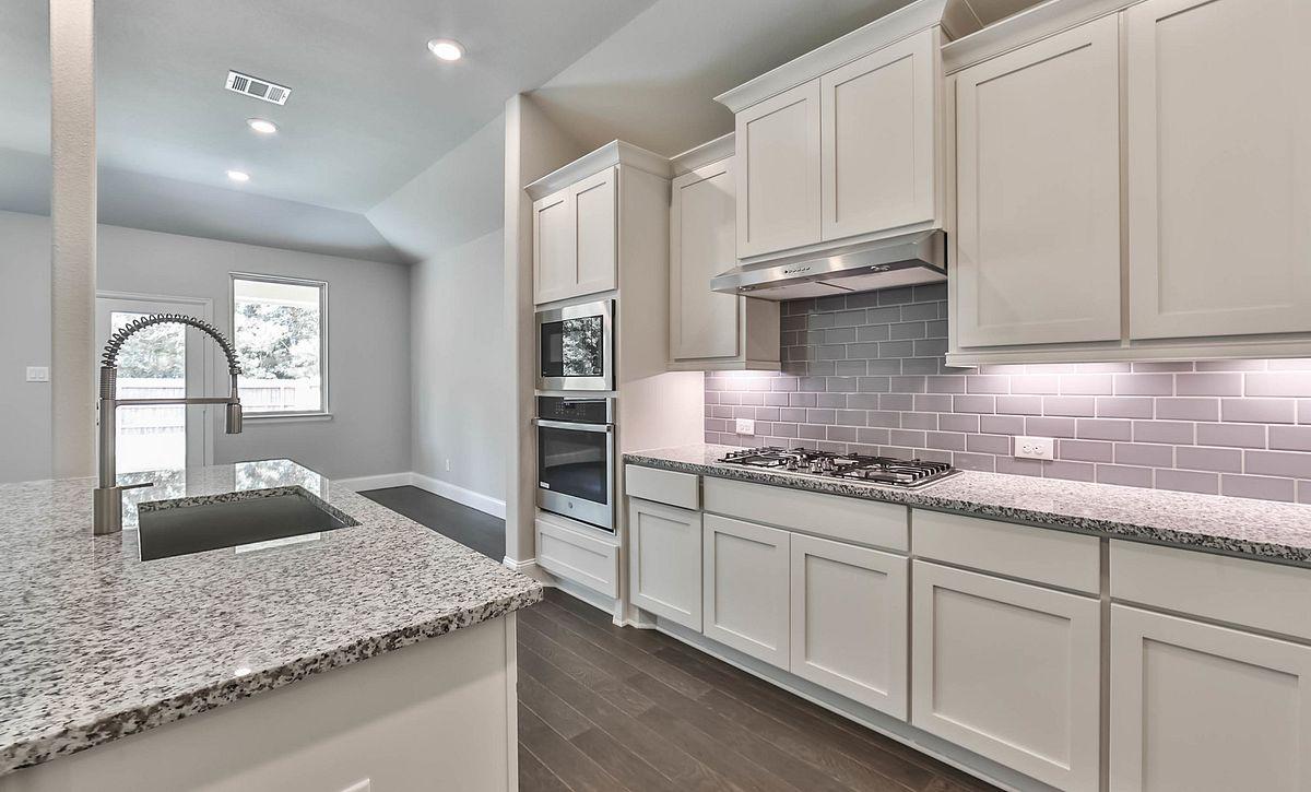 Plan 4019 Kitchen