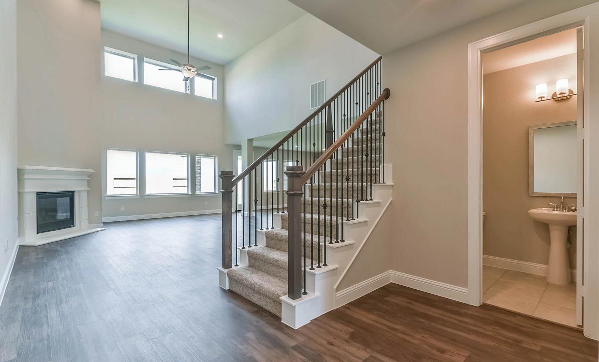 Plan 5509 QMI 3302 Stair