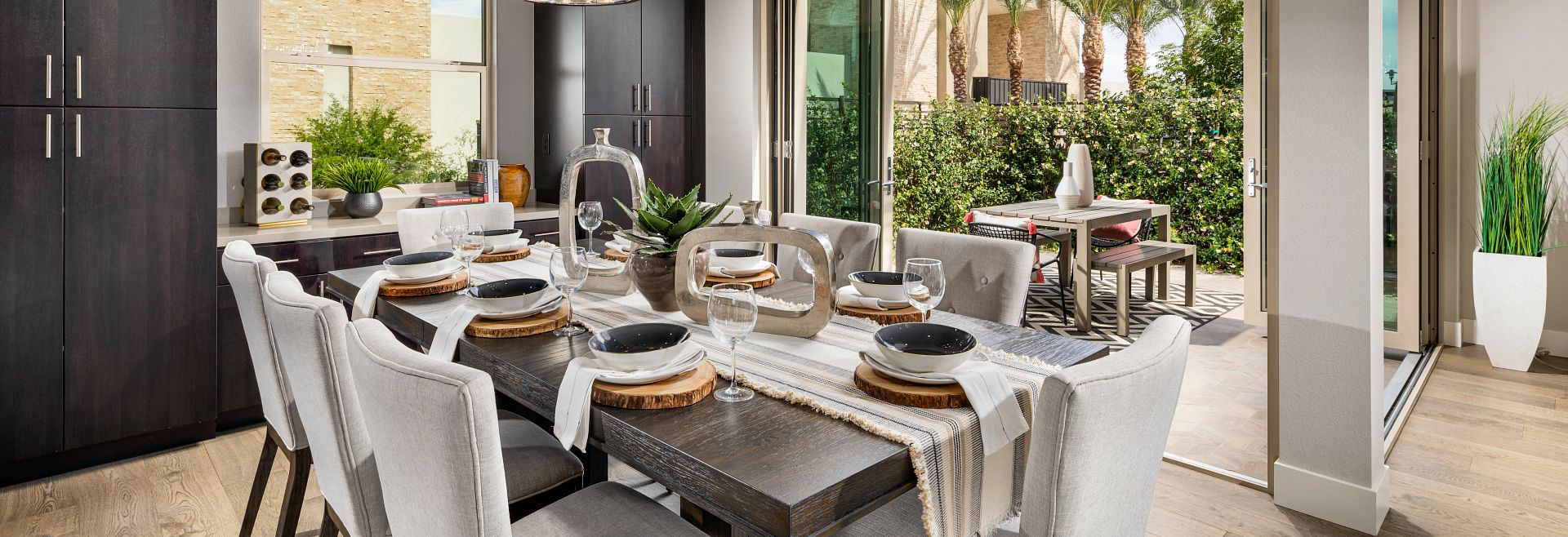 Trilogy Summerlin Radiant Dining Room,