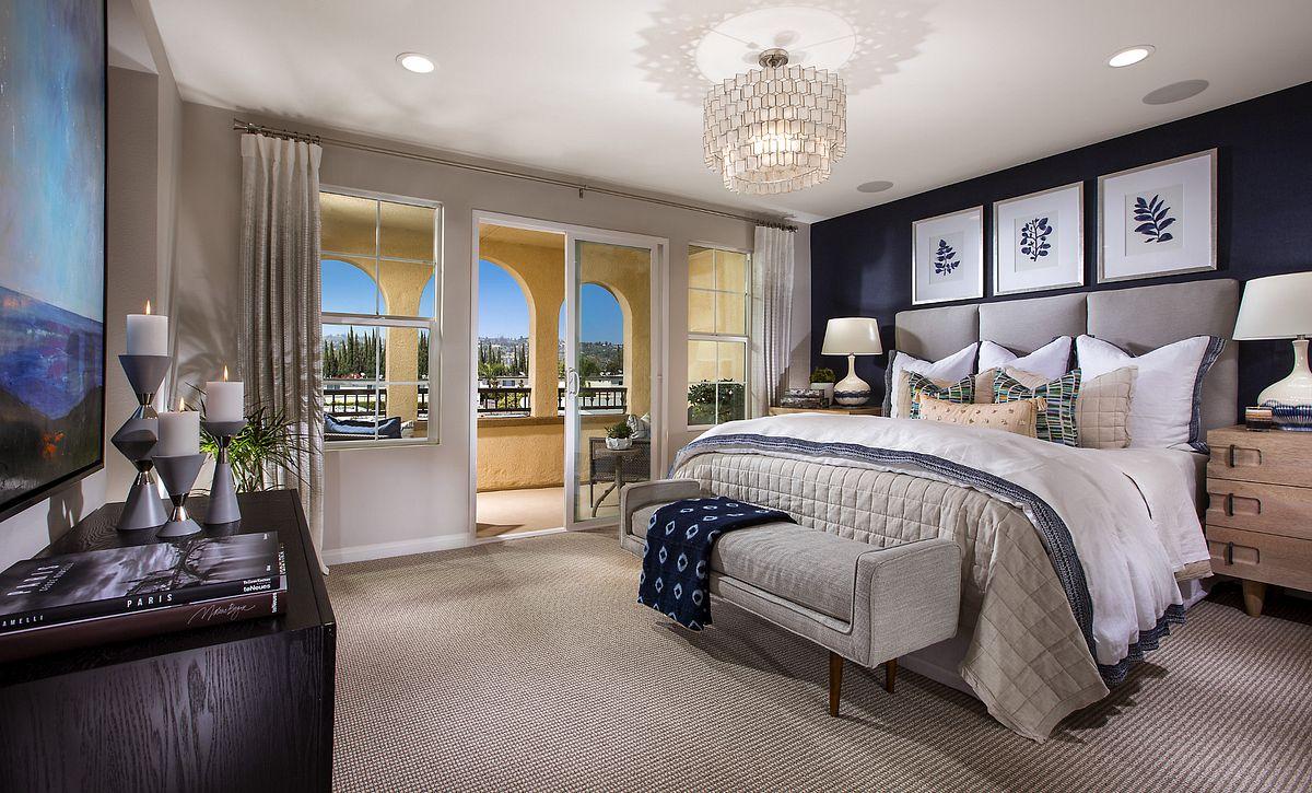 Skylark Plan 2 Master Bedroom