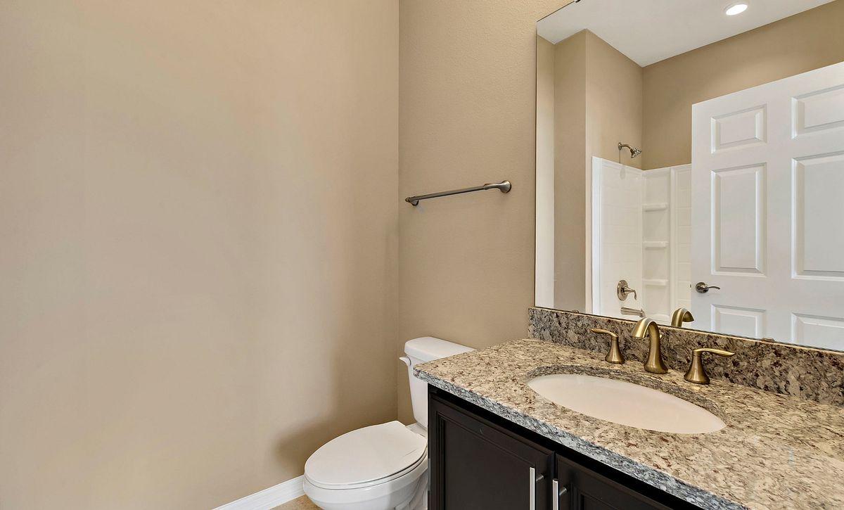 Trilogy Orlando Quick Move In Home Declare Plan Guest Bath