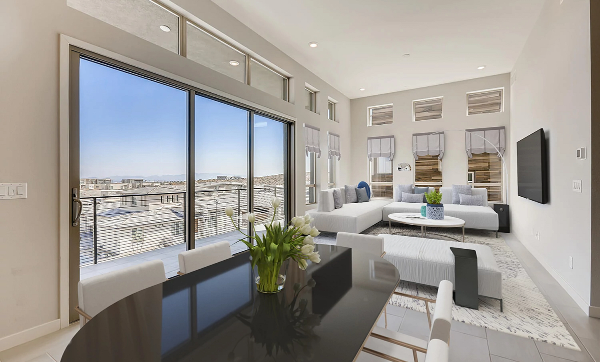 Trilogy Summerlin Summit Dining & Great Room