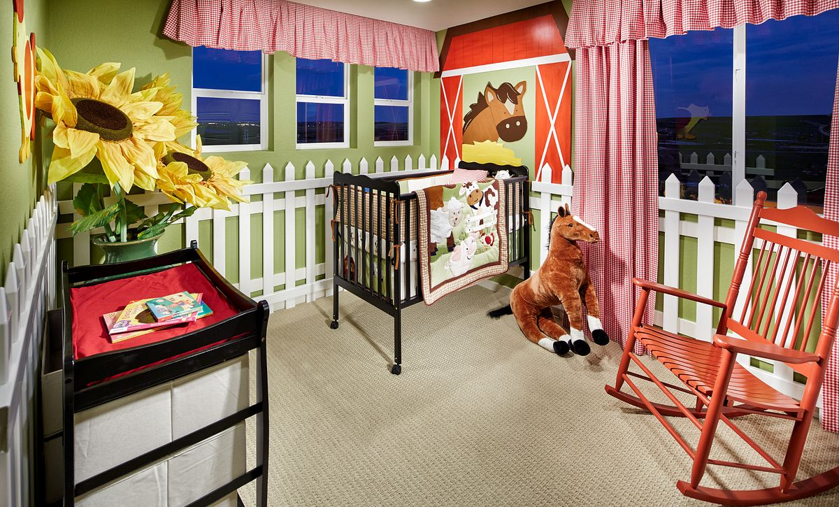Stepping Stone SPACES Discovery Plan 3507 Kids Bedroom