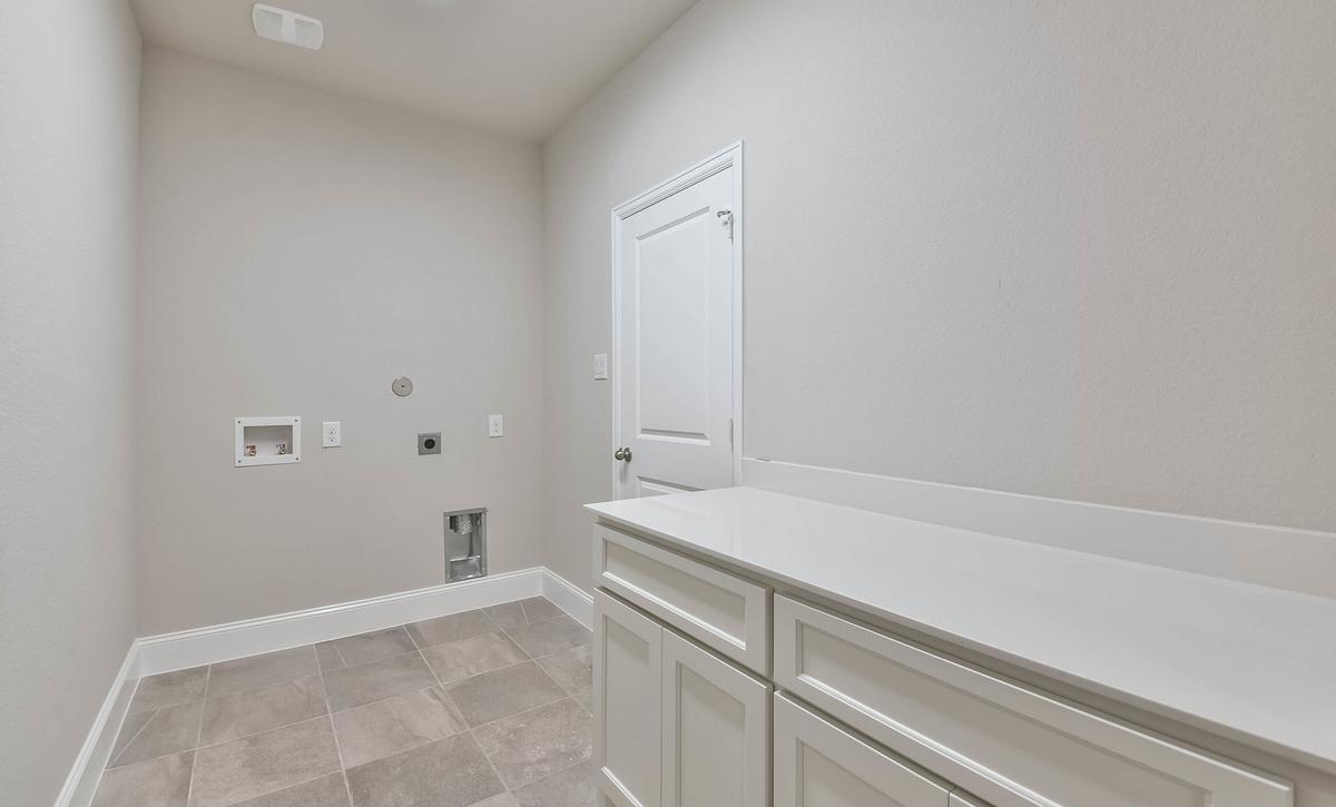 Harper's Preserve Plan 5039 Laundry