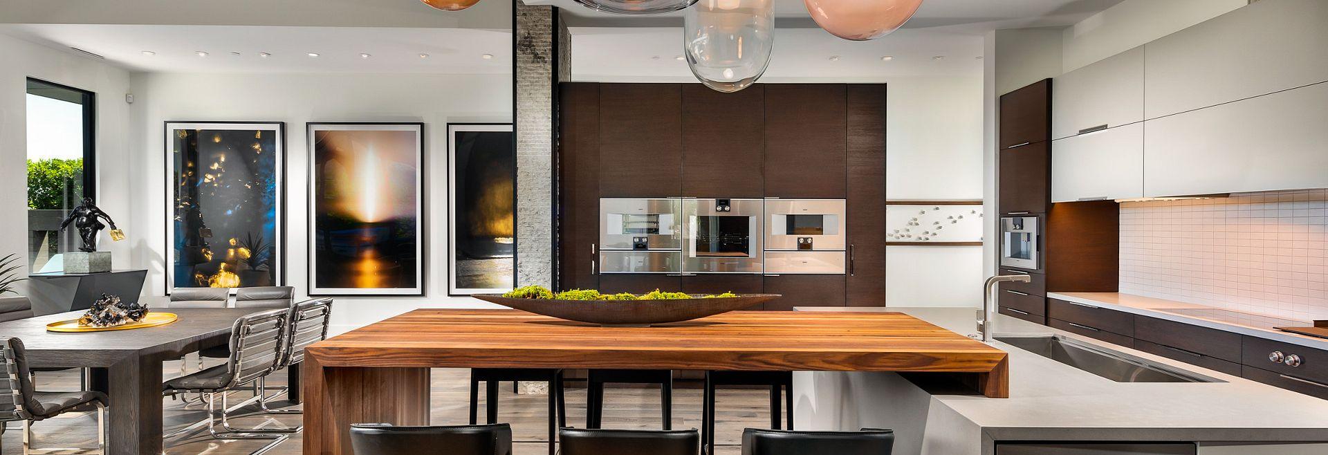 Azure Residence Three Kitchen