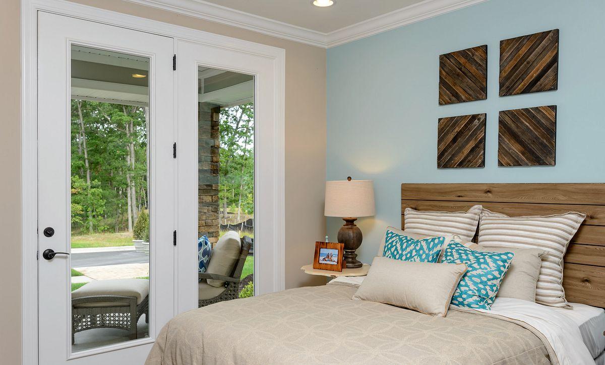 Aspen Plan Guest Bed