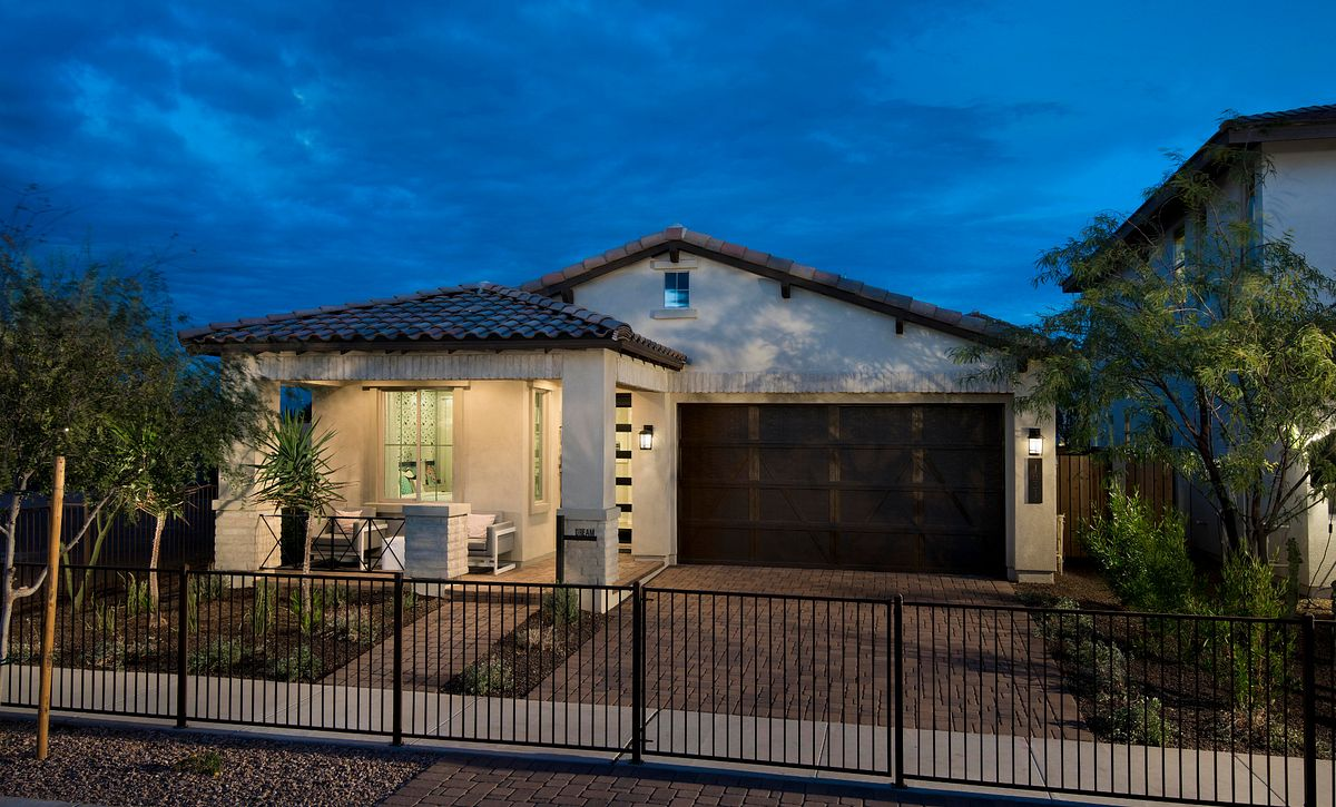 Ambition at Recker Pointe Dream Model Exterior