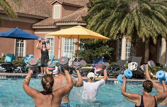 Trilogy Orlando Pool