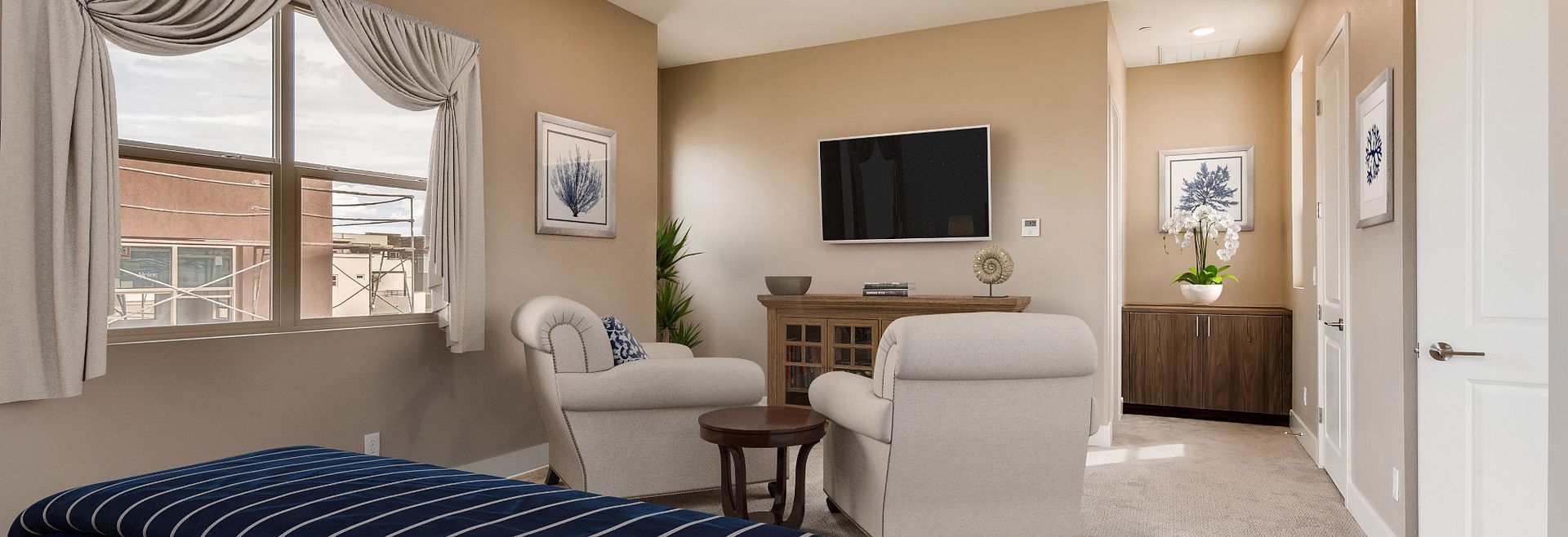 Trilogy Summerlin Splendor Virtually Staged Guest Suite