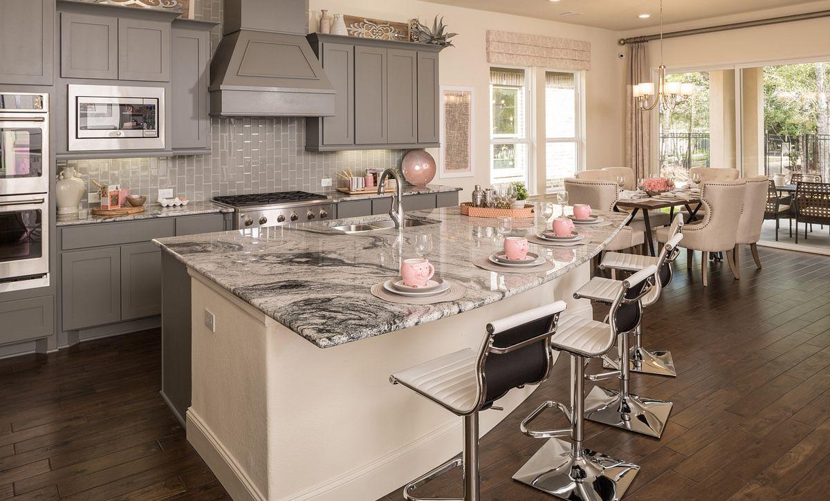 Kitchen Plan 4117