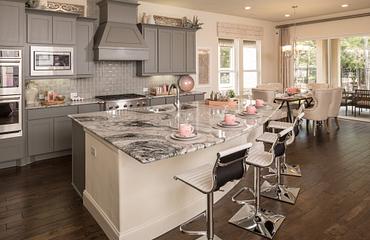 Plan 4117 Kitchen