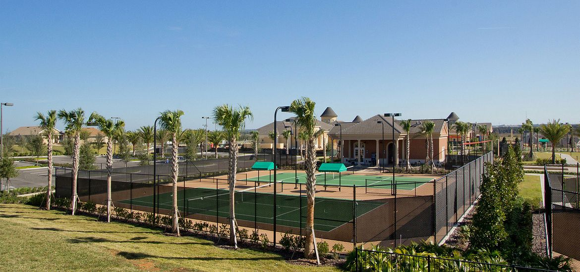 Tennis Club at Trilogy Orlando
