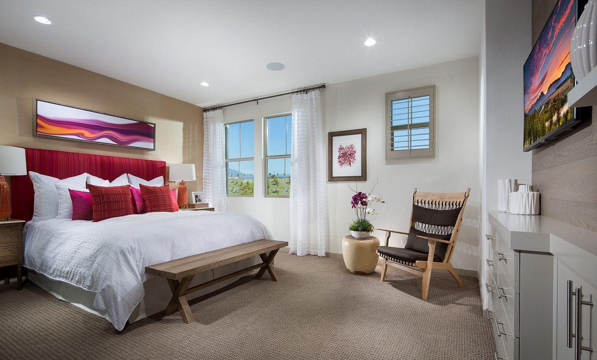 Plan 1- Master Bedroom