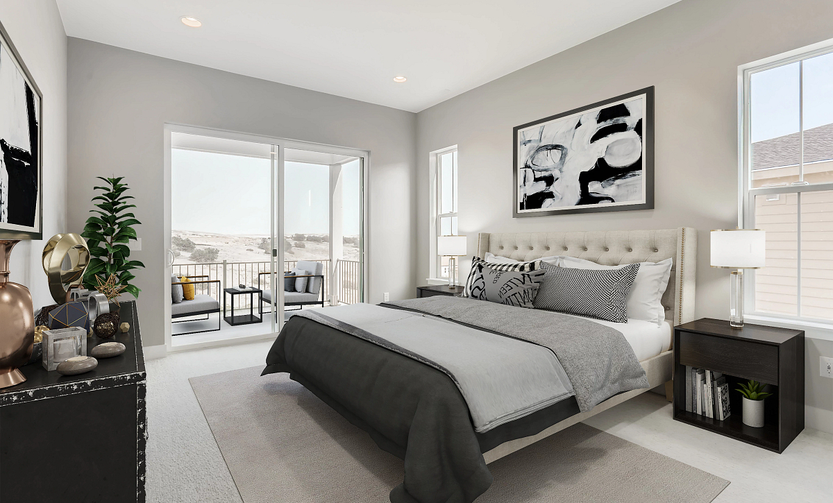 Canyons Reserve Heritage Lot 816 Primary Bedroom