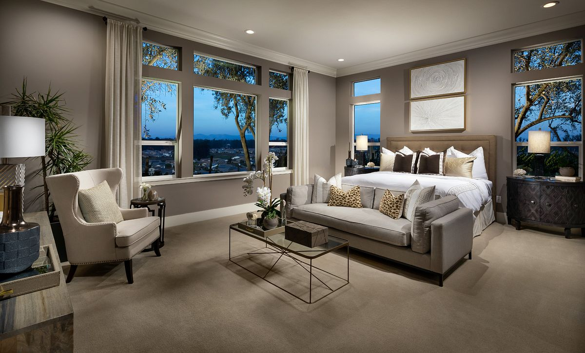 Trilogy Monarch Dunes Dolcetto Master Bedroom
