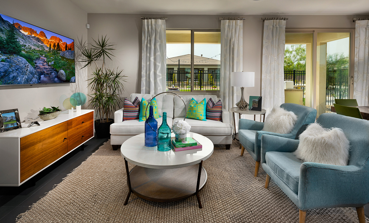 Trilogy Polo Club Aria Great Room